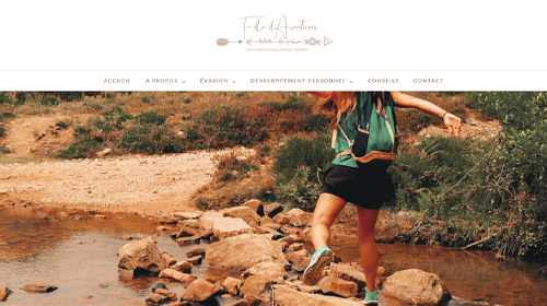 fille aventure location vacances van amenage pays basque